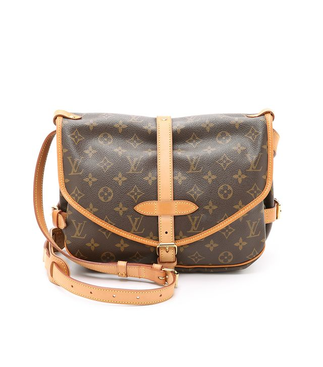 Louis Vuitton Monogram Saumur 30 Bag (Previously Owned)