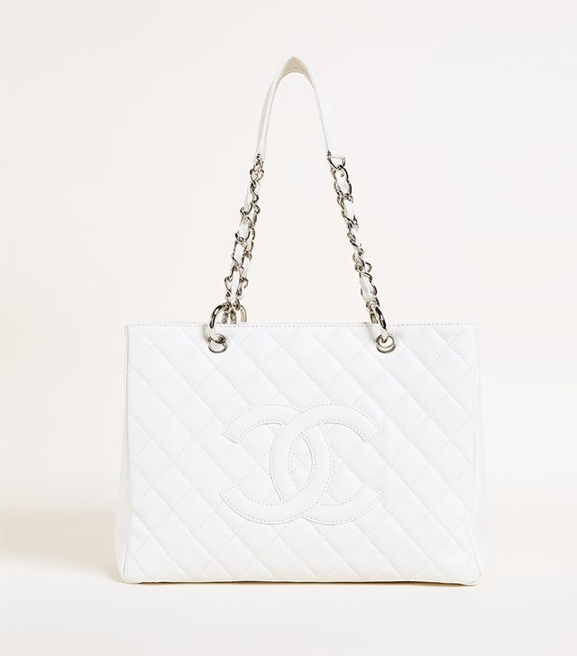 Chanel Caviar CC Tote (Previously Owned)
