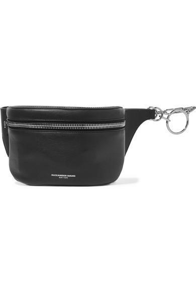 Ace Leather Belt Bag