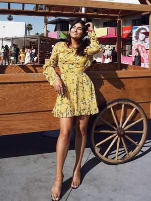 Yellow Has Won Spring 2018—See How to Wear It IRL
