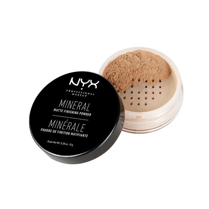Mineral Matte Finishing Powder by Nyx