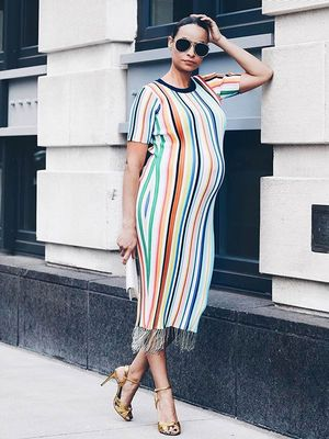 Expecting? These Are the Summer Maternity Outfits to Try Right Now