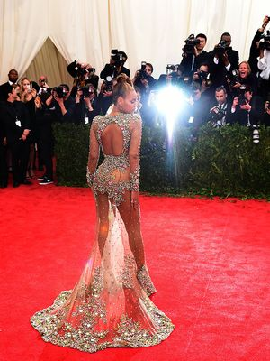 How the Naked Dress Trend Grew Up