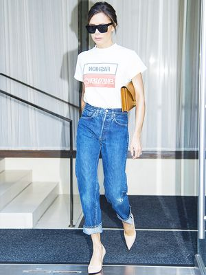 The 3 Details That Make the Perfect Tee, According to Victoria Beckham