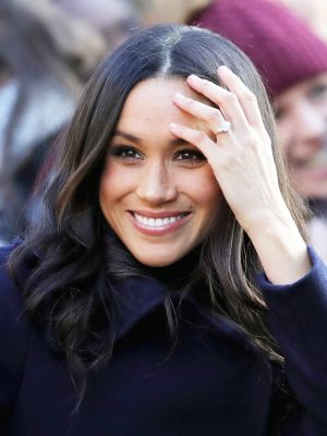 Meghan Markle's Wedding Band Might Look Like This