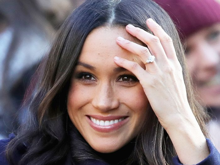 Meghan Markle wedding band