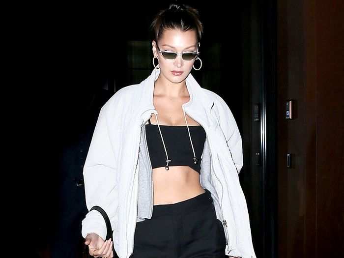 It Turns Out Bandeau Tops Are the New Crop Tops