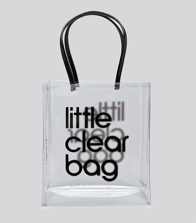 Little Clear Bag - 100% Exclusive