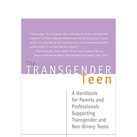 The Transgender Teen by Stephanie Brill and Lisa Kenney