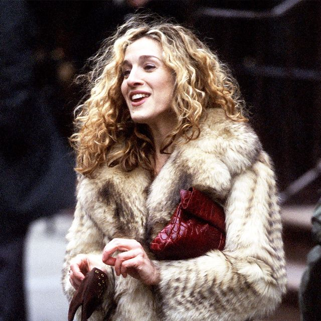The Best Sex and the City Inspired Coats to Buy This Winter
