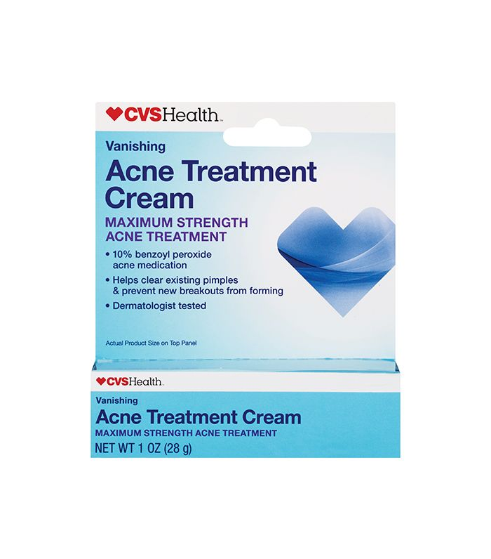Acne Treatment With 10% Benzoyl Peroxide by CVS