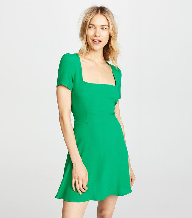 Maiden Mini Dress