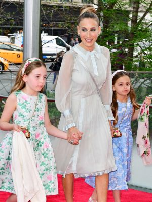 Sarah Jessica Parker's Cute Daughters Made a Rare Red Carpet Appearance