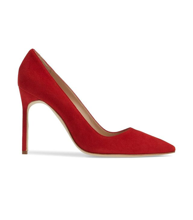 BB Pointy Toe Pumps