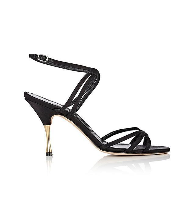 Women's Naro Satin Sandals