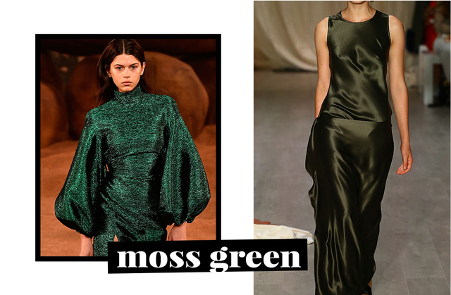 This earthy hue isa little more subdued than other colour trends of 2018, but it's already winning over our hearts. Simple and sophisticated, yet still fresh moss green is sure to be...