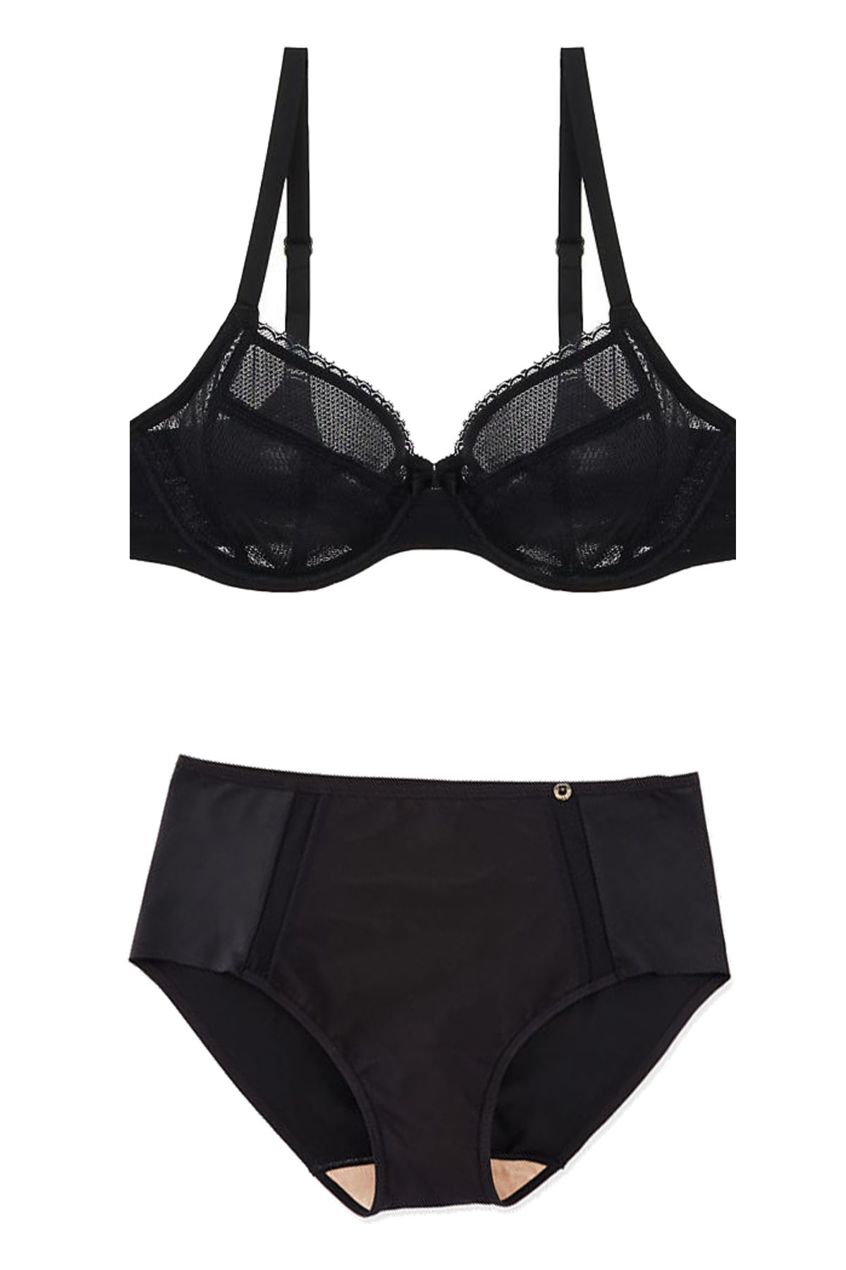 07b74e6ca4e Top available in sizes 32A to 36C  Bottom in French sizes 38 to 44.
