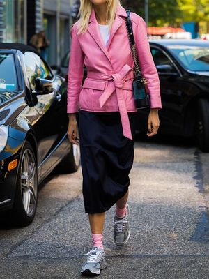 Need a New Colour Combo? Here Are 9 Pink and Black Outfits