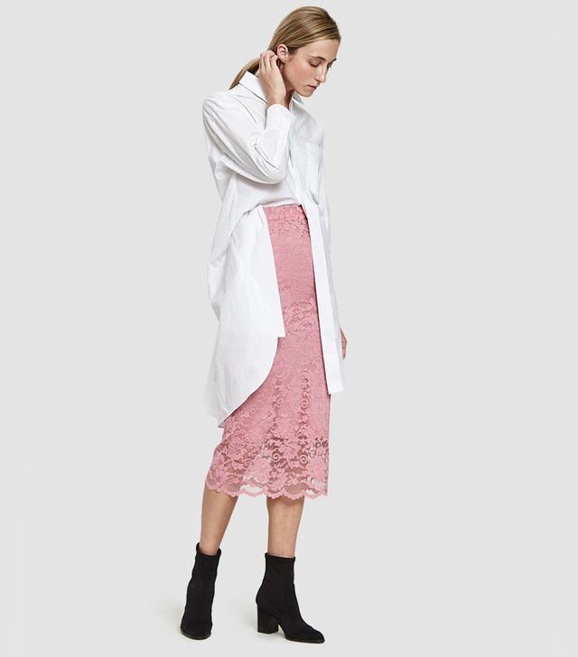 Flynn Lace Skirt