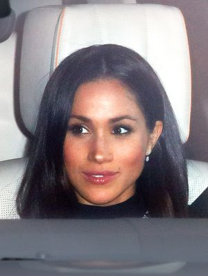 Meghan Markle Doing Her Makeup in an Uber Is Seriously Impressive