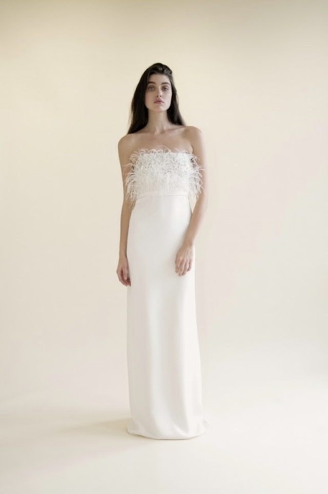 8 Expert Tips for a Wedding Dress Sample Sale   WhoWhatWear AU