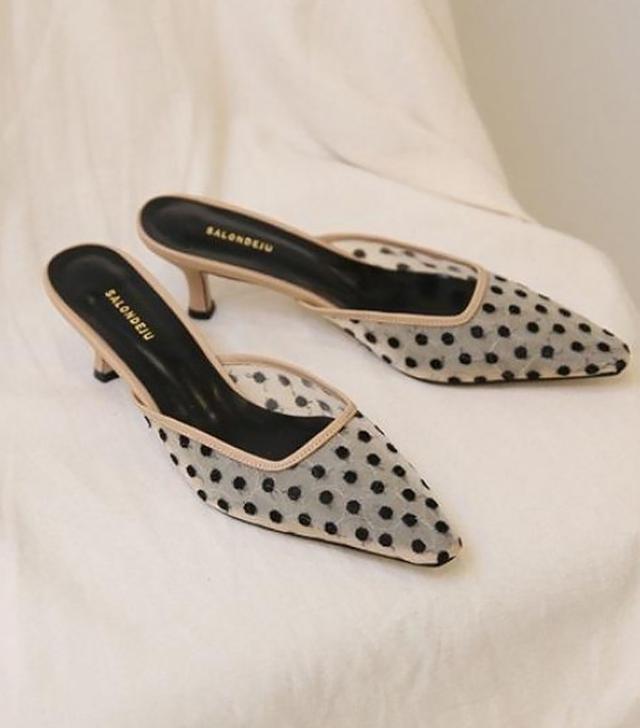 Salondeju Dot/Lizard Shoes