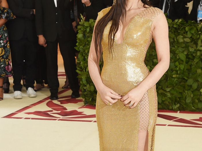 See Which Celebs Wore H&M to the Met Gala