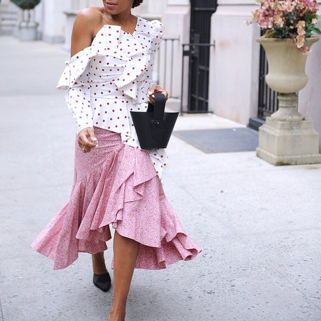 More is more (we mean ruffles, of course).