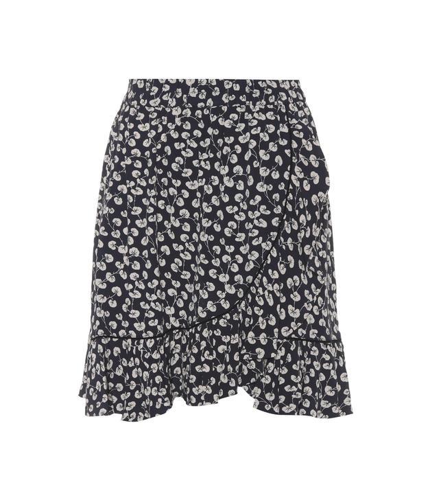 Roseburg printed skirt