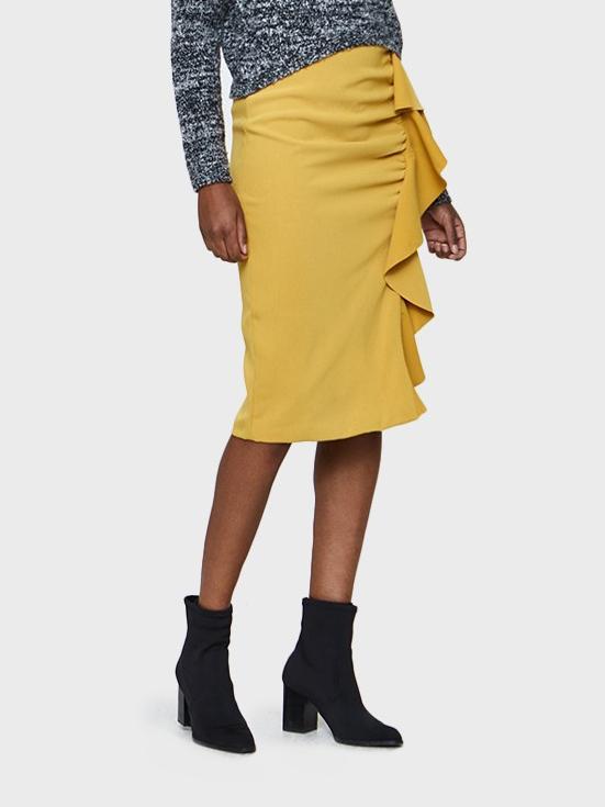 Molly Ruffle Skirt