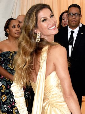 Gisele Is Redefining What Red Carpet Fashion Looks Like, For the Better