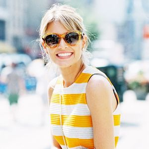 How Fashion Girls Style a Tank Top