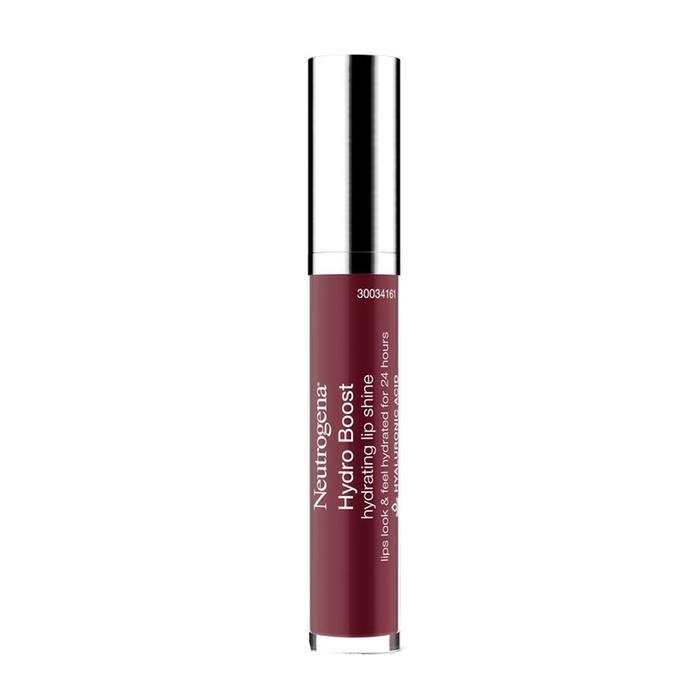 Hydro Boost Lip Shine in Soft Mulberry by Neutrogena