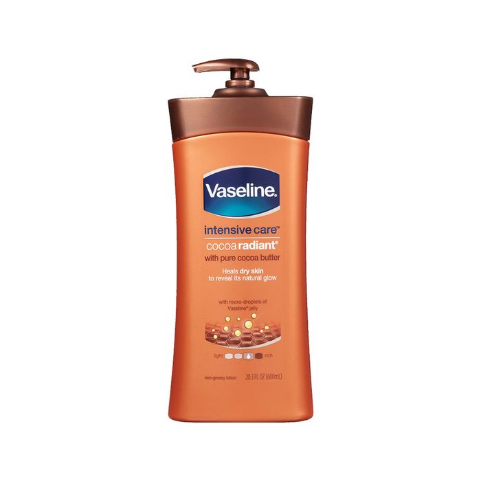 Intensive Care Cocoa Radiant Smoothing Body Butter by Vaseline