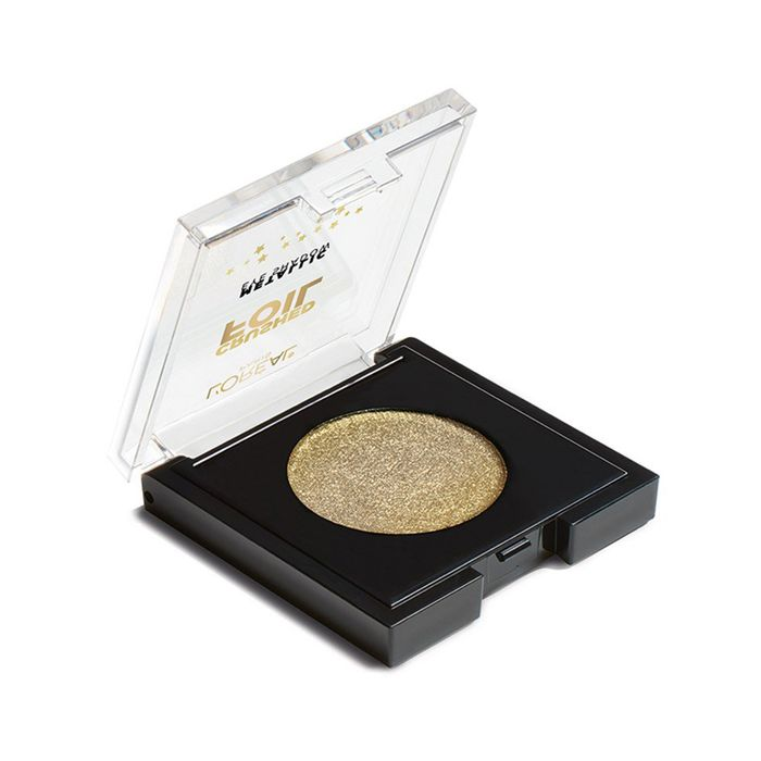 Crushed Foils Metallic Eyeshadow in Gilded Gold by L'Oréal Paris
