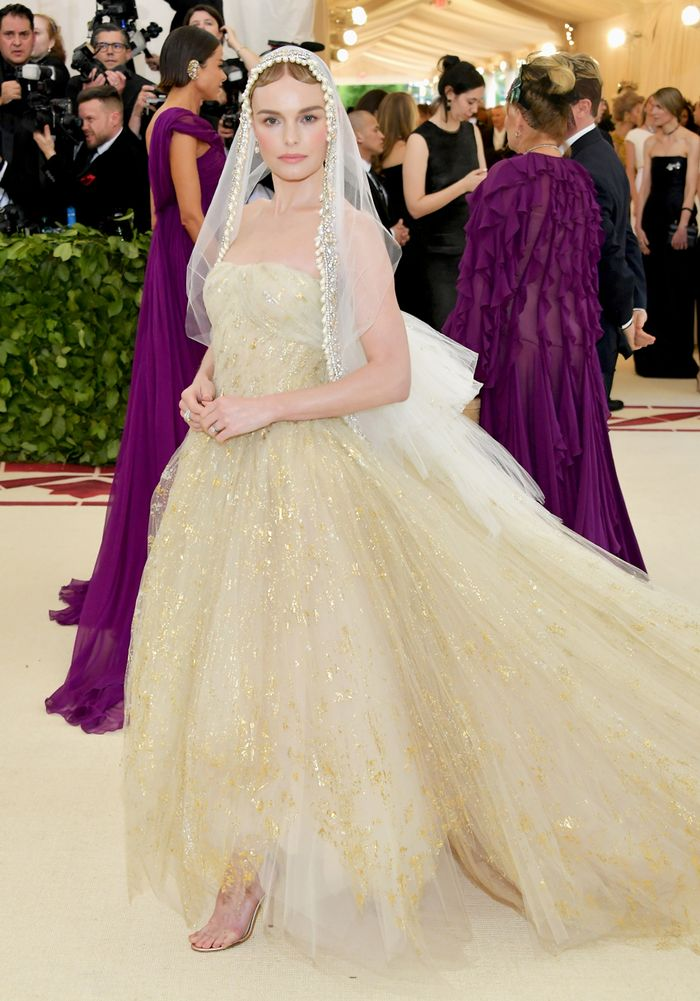 Kate Bosworth - Met Gala 2018