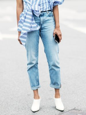 The 16 Best Light-Wash Jeans for Spring