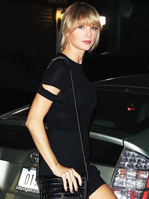 Taylor Swift Wore My Favourite Reformation Dress With $60 Steve Madden Sandals