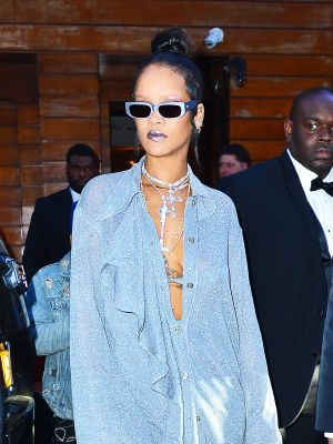 Rihanna Wore $85 Sunglasses to the Met Gala After-Party
