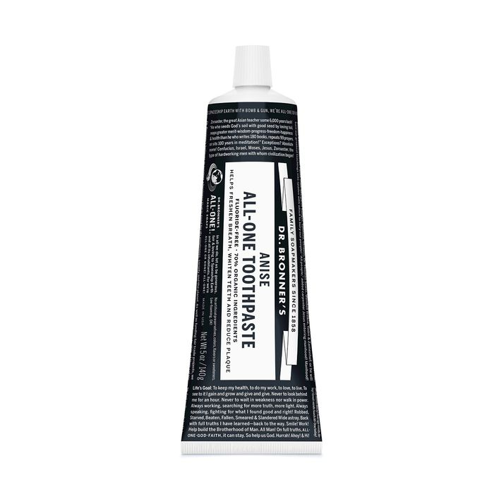 Anise All-One Toothpaste by Dr. Bronner's
