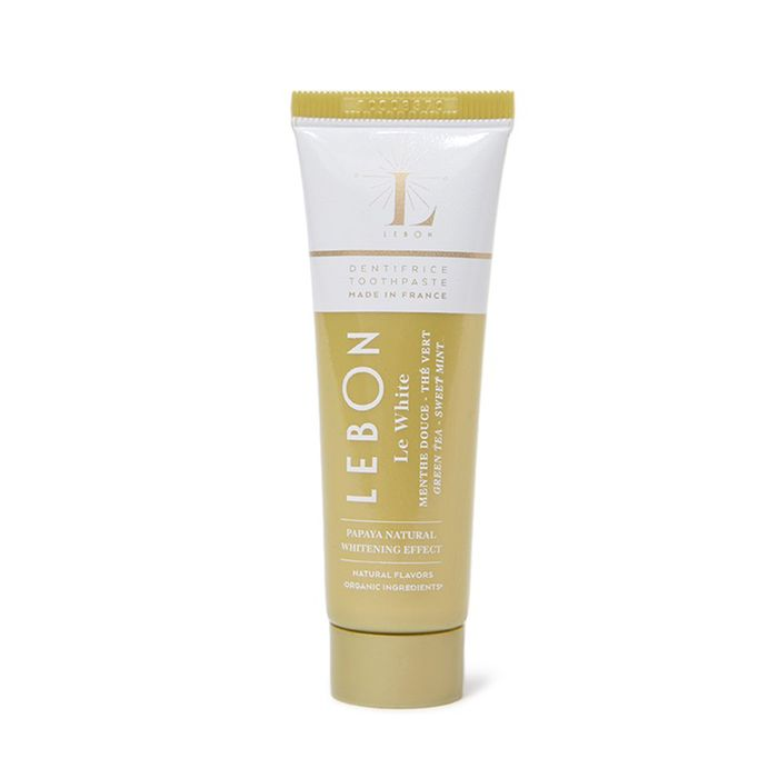 Le White Natural Whitening Toothpaste by Lebon