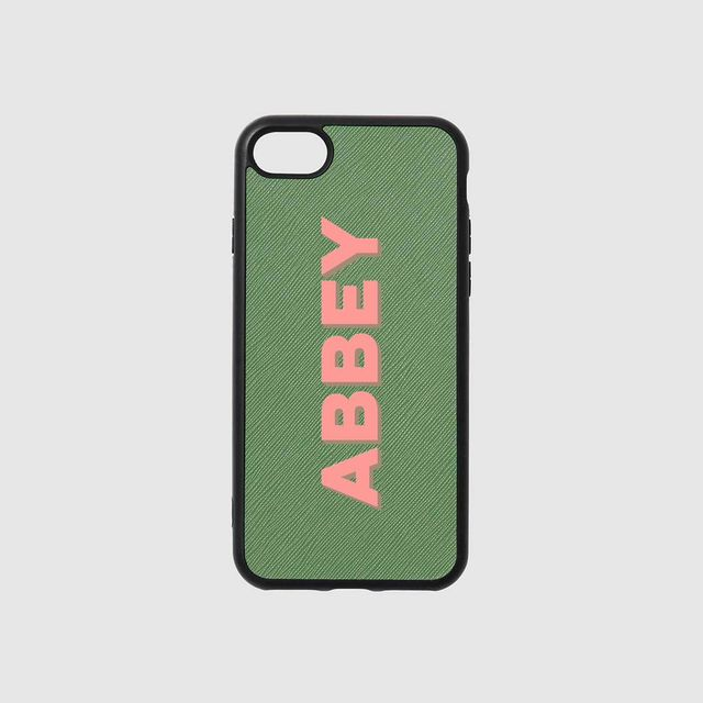 The Daily Edited iPhone 7 Shadow Text Case