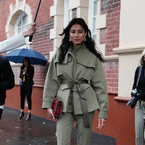 The Interesting Styling Details We Spotted During Day 1 at Fashion Week