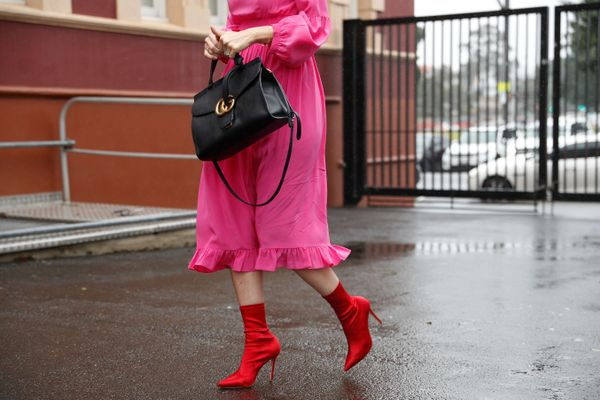 STYLE TIP:This is the easiest way to wear this year's most trend-worthy colour combo.