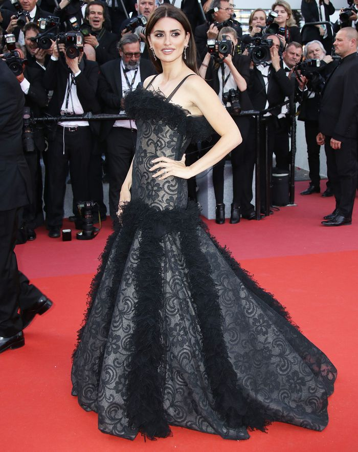 Cannes Film Festival Red Carpet Best Dressed 2018: Penelope Cruz