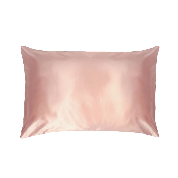 Silk Pillowcase in Pink by The Hollywood Silk Solution