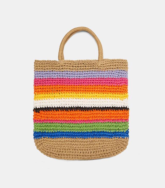 Zara Crochet Bag