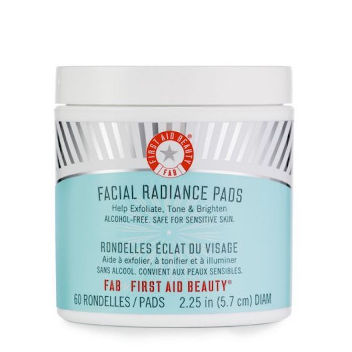 Facial Radiance Pads by First Aid Beauty