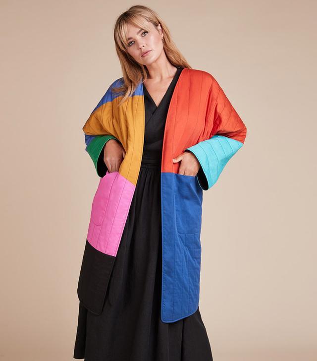 Mara Hoffman Temple Coat
