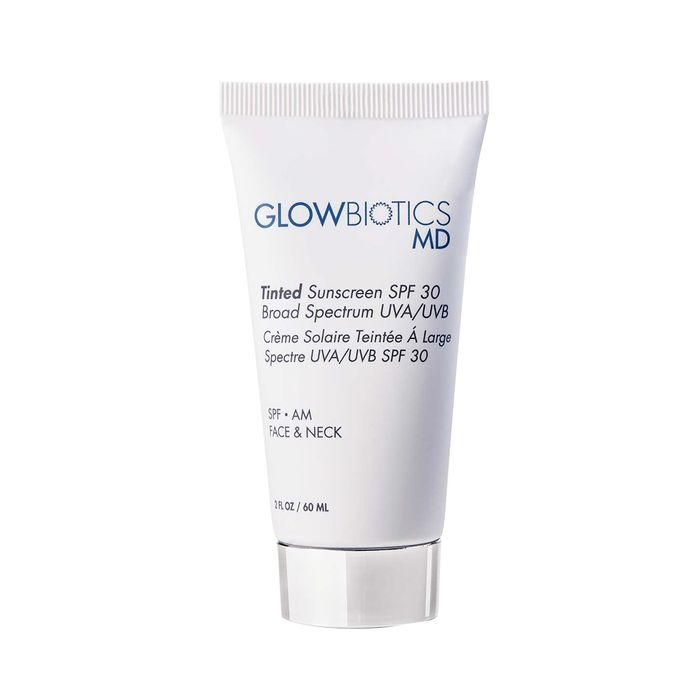 Tinted Sunscreen SPF 30 by Glowbiotics MD
